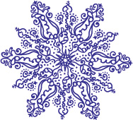 Snowflake logo image