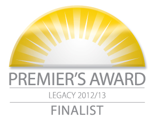 Premiers Award Finalist